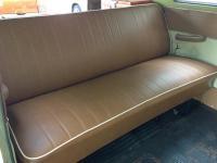 Rear Caramel seat