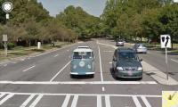 google maps street view pic