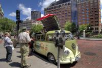 Ngon Bistro Bus, St. Paul Minnesota, Opening Roof, Resturaunt, Sales, Food
