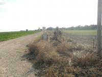 TX Chain Saw Massacre location - bus hunting