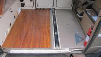 Wood flooring and panels