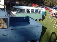 VW Jamboree by Irvine Lake CA 2012