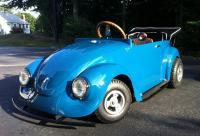 VW Convertible Go Kart