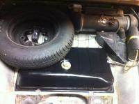 VW Thing tank replacement