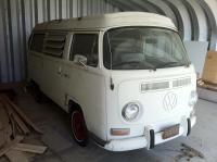My '68 Campmobile - The Begining