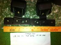 Vanagon rear 3 point seatbelts