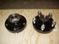 turned donw OEM hubs for G60 Audi disk hat