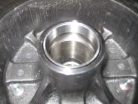 wheel bearing race