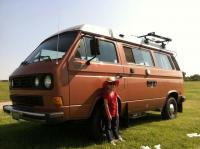 Montana Westy in Tennesee