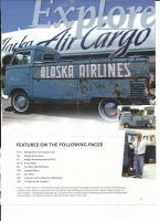 Alaska Airlines Singlecab