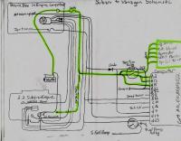 Subi/van wiring diagram (SH)
