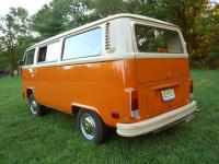 1979 Bright Orange/Mexico Beige Transporter