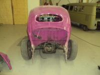 Pink oval