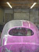pink oval 1957