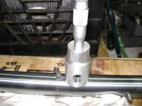 Gauge tool for TruLine Lineborers