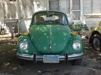 73 Sunroof Super Beetle
