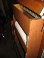 Spice rack panel repair