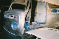 1971 RHD Swiss Postal Van