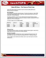 R9 Fuel Hose Chart