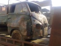 1958 Single cab barn find