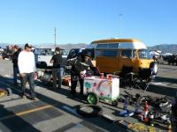 Swap meet photo - ice cream cart