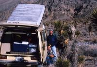 Kids in Death Valley