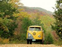 Peak Ozarks fall colors and backroads...