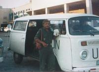 Ex-UN Service Thing/Bus