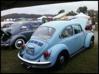 My 72 super beetle at Circle Yer Wagens 36