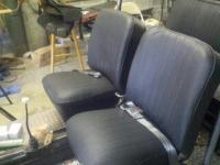 '63 seat upholstery