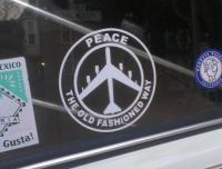 My peace symbol