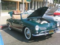 1963 Ghia vert