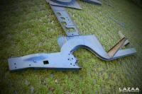 NOS Barndoor metal
