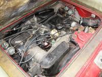 1964 Ruby Red S Notchback