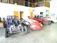 Fisher Buggies, Tampa 2012