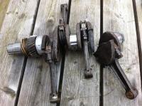 Broken 36hp crank
