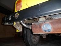 Beetle Exhaust Conversion to Type181 OE Style
