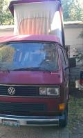 new 87 westy comming home