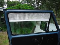 front window vent screens
