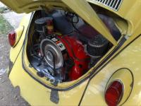 my 66 beetle w/ 914S engine upright conversion