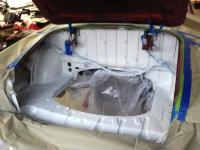 Ghia Engine Deck - Etch Primer, High Build Primer, Topcoat