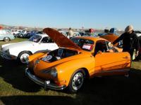 Orange Ghia