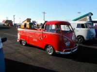 Red Single Cab