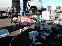 Swap meet photos - art statues