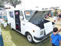 Rabbit / Golf powered van