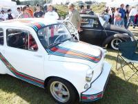 Fiat Abarth adn Ragtop Beetle