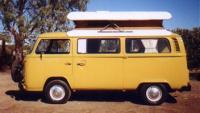 1976 VW 2 litre camper