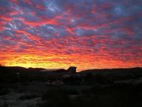 Mojave Preserve Sunset