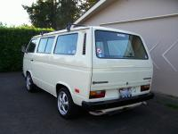 '85 Vanagon GL 1.8T engine