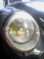 marchal headlamp insert on a 51